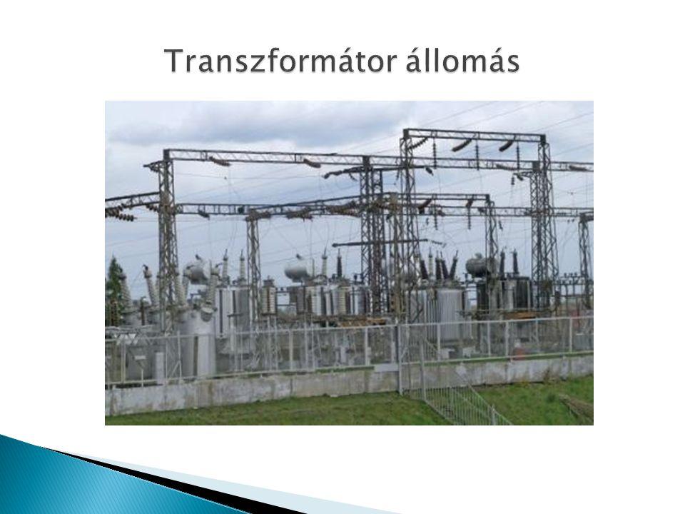 Transzformátor állomás