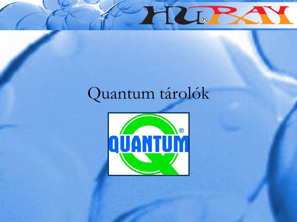 Quantum tárolók