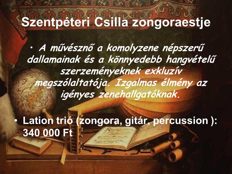 Szentpéteri Csilla zongoraestje