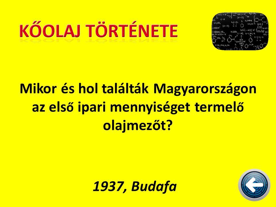 Mikor és hol találták Magyarországon