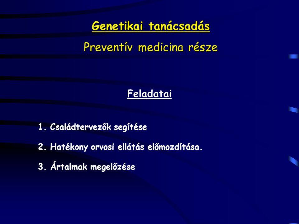 Preventív medicina része