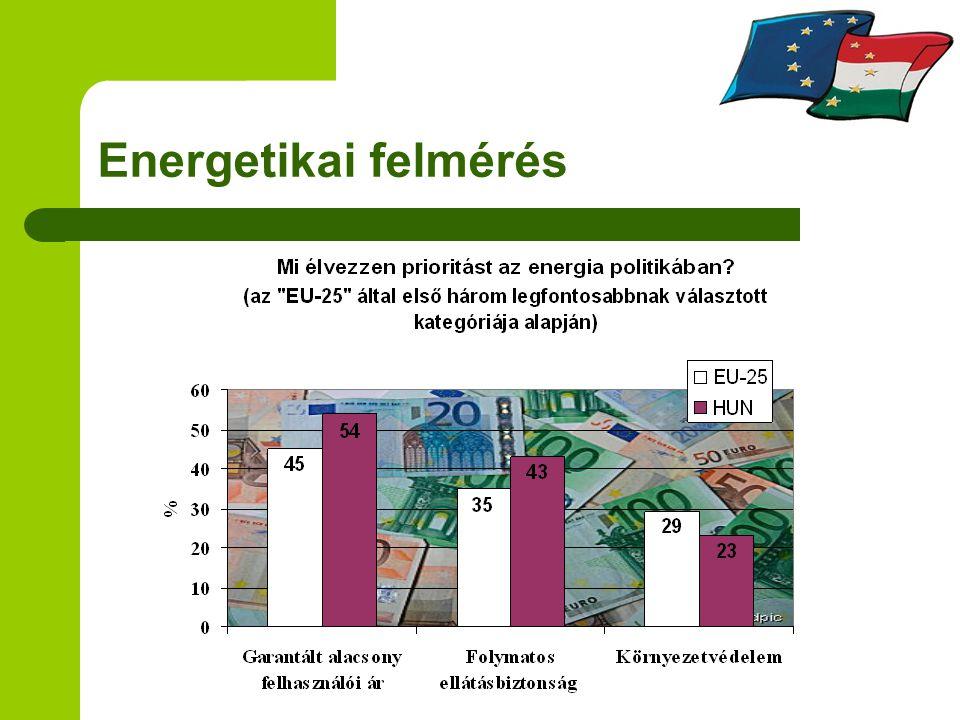 Energetikai felmérés