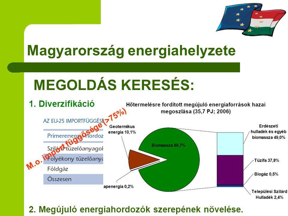 Magyarország energiahelyzete