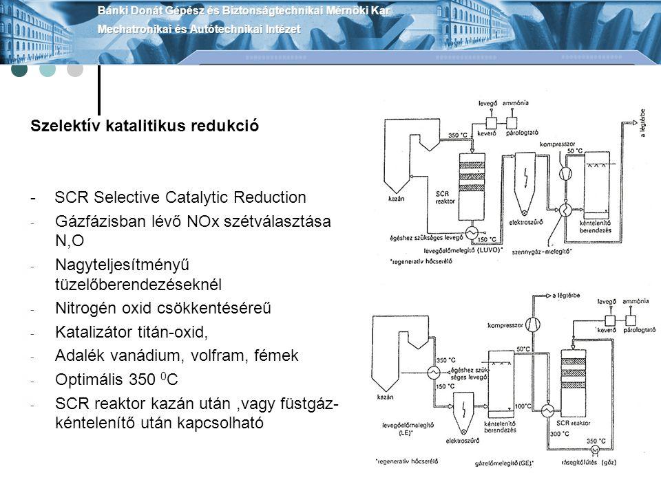 Szelektív katalitikus redukció