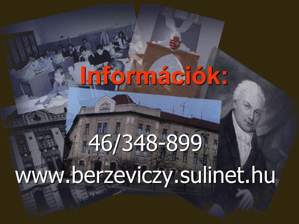 46/348-899 www.berzeviczy.sulinet.hu