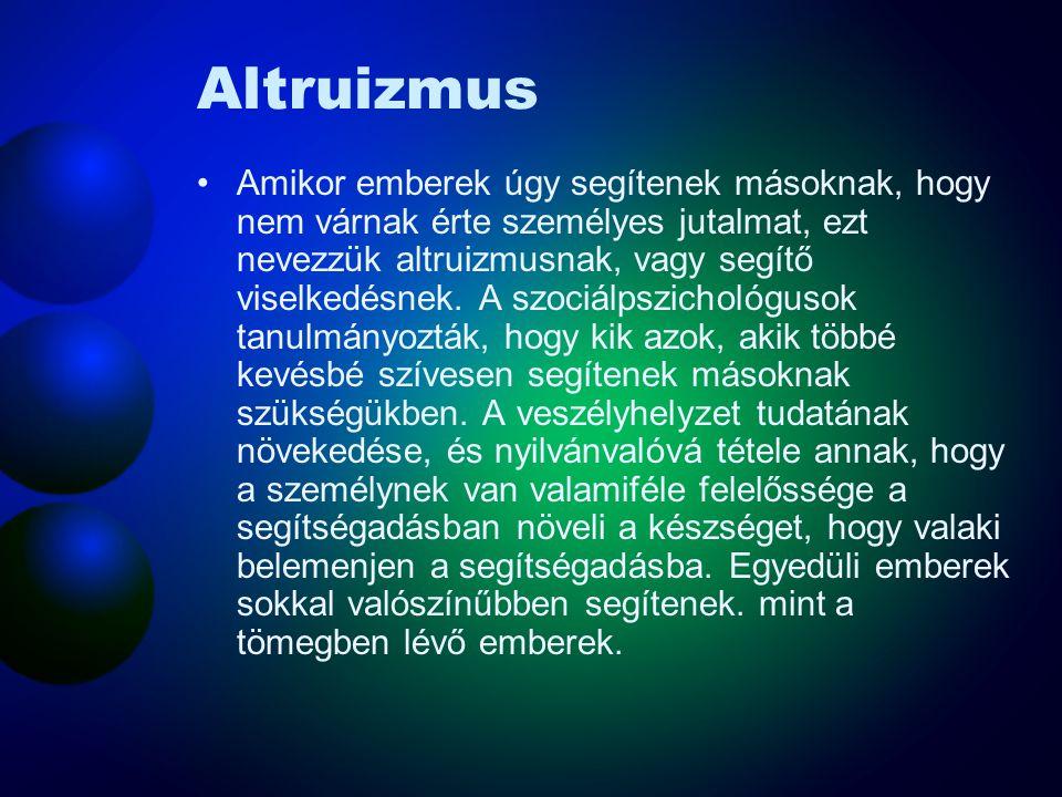 Altruizmus