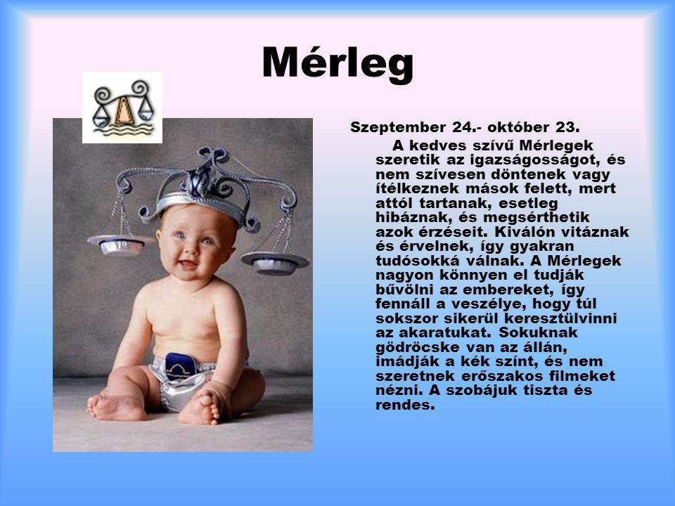 Mérleg Szeptember 24.- október 23.