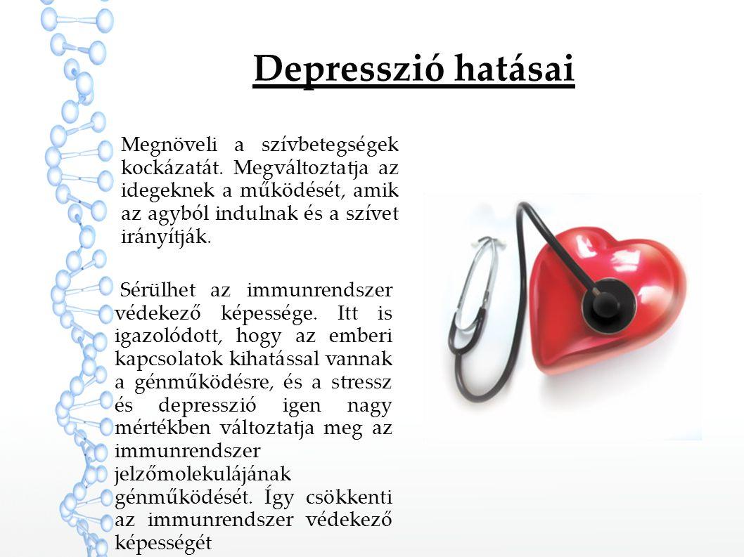 Depresszió hatásai