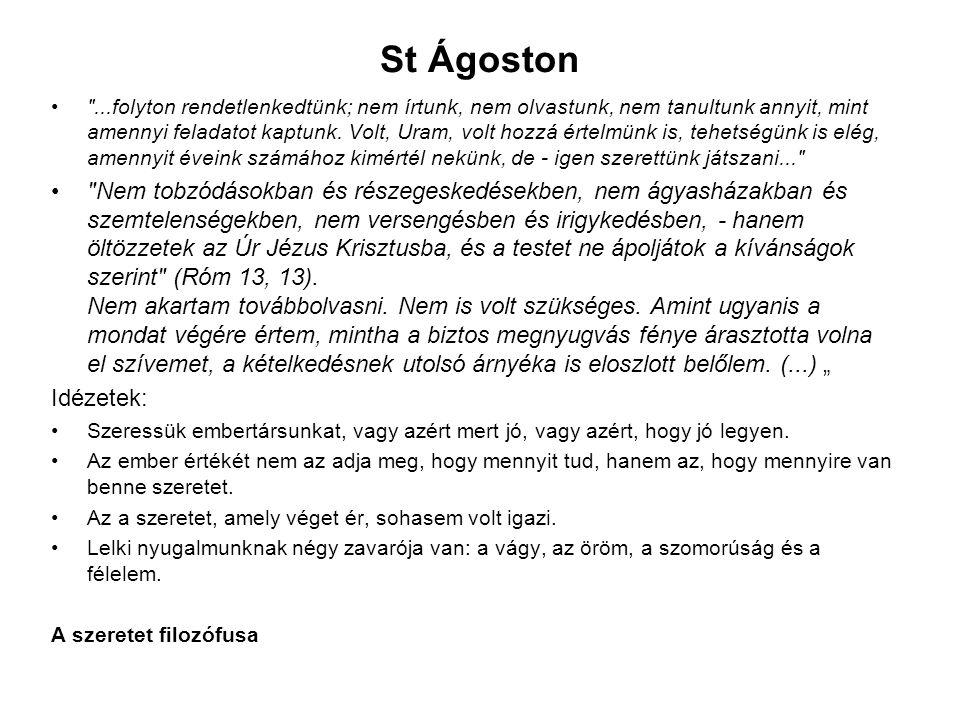 St Ágoston
