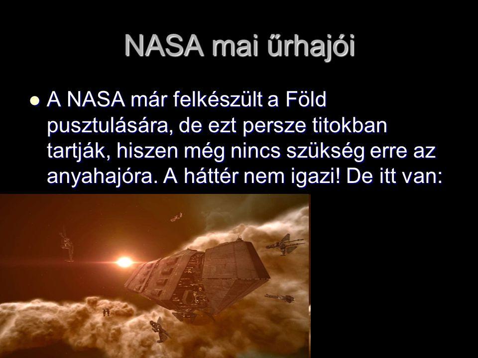 NASA mai űrhajói
