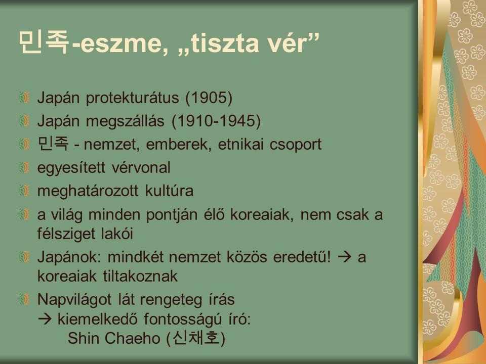 """민족-eszme, """"tiszta vér Japán protekturátus (1905)"""