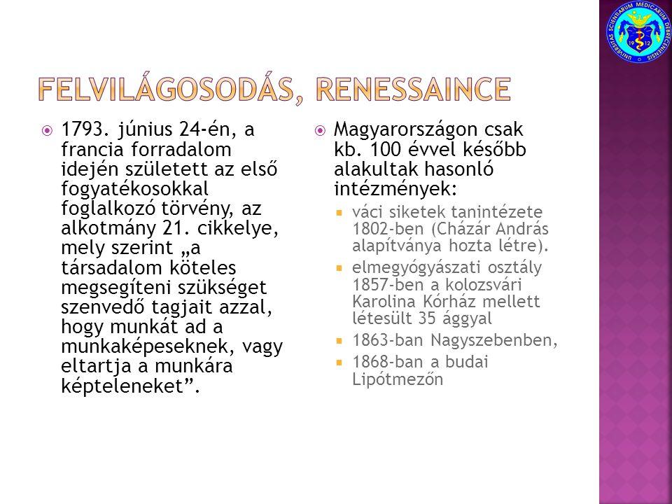 Felvilágosodás, renessaince