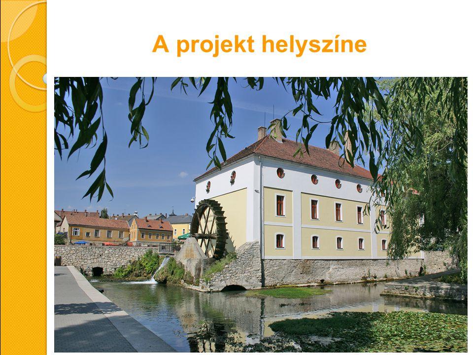 A projekt helyszíne