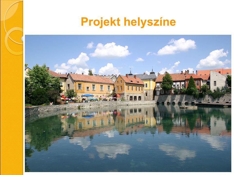 Projekt helyszíne