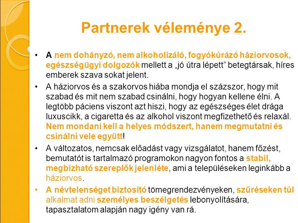 Partnerek véleménye 2.