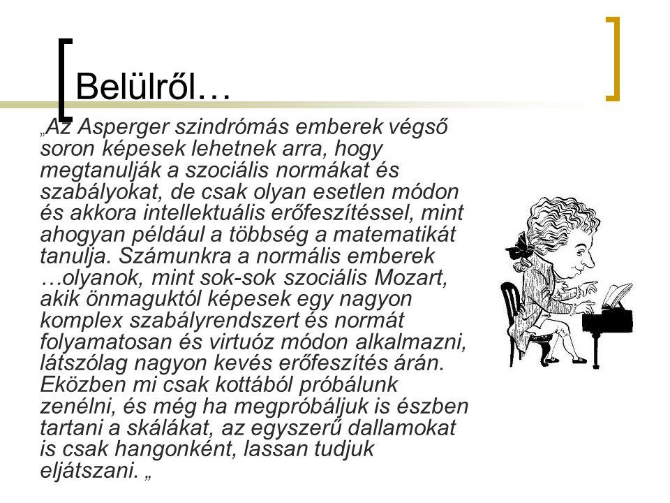 Belülről…