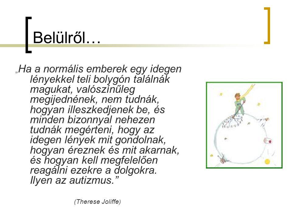 Belülről… (Therese Joliffe)