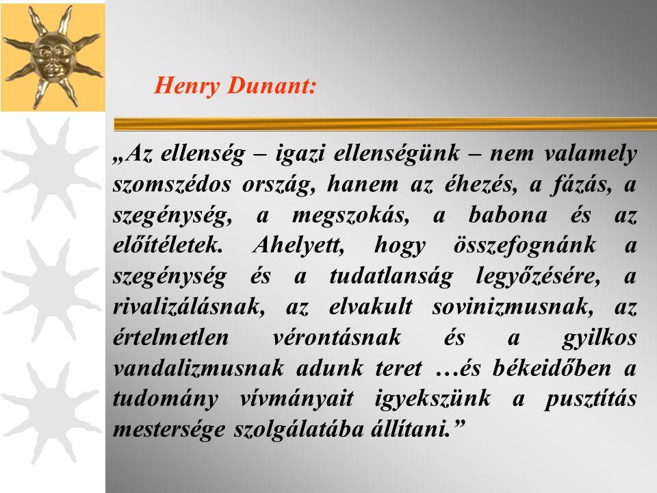 Henry Dunant:
