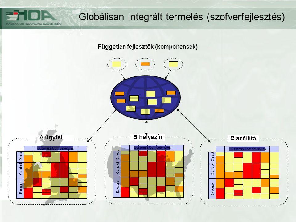 Globálisan integrált termelés (szofverfejlesztés)