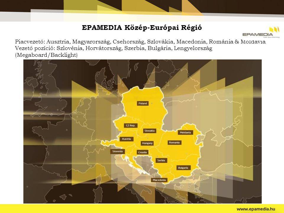 EPAMEDIA Közép-Európai Régió