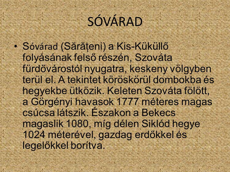 SÓVÁRAD