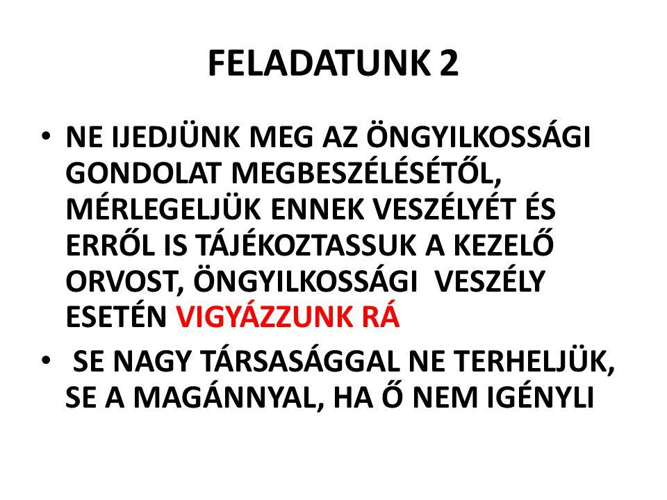 FELADATUNK 2