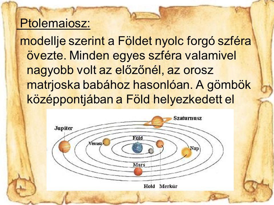 Ptolemaiosz: