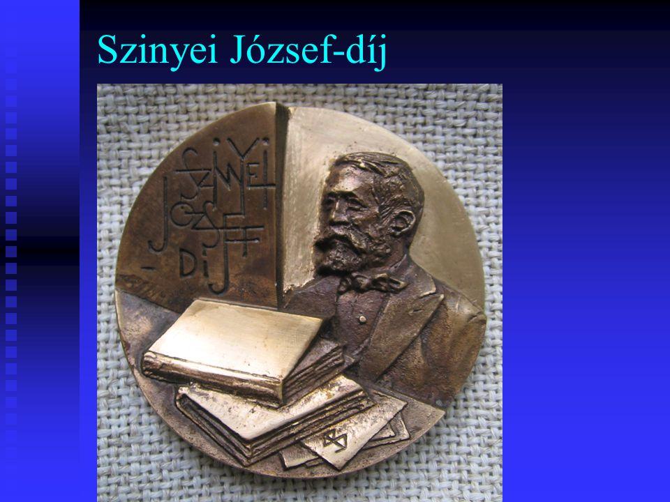 Szinyei József-díj