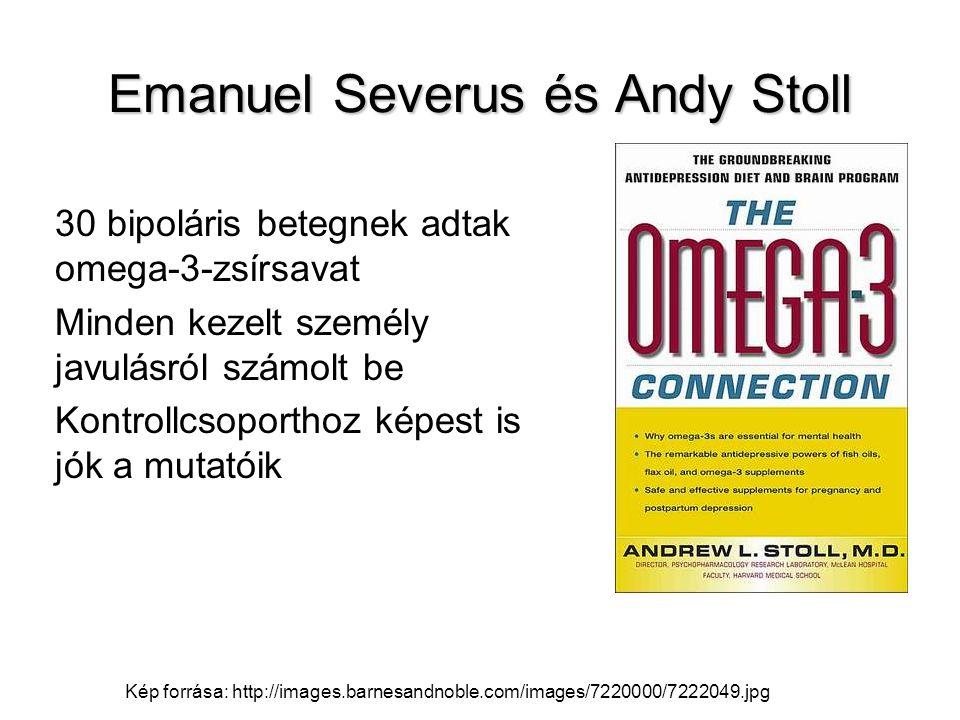 Emanuel Severus és Andy Stoll
