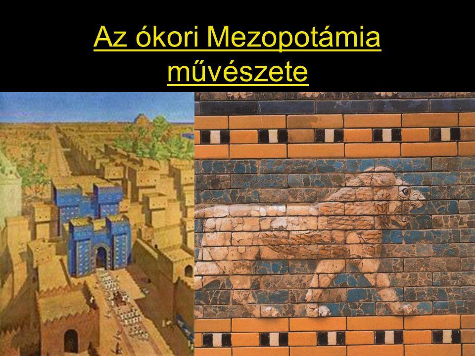 Az ókori Mezopotámia művészete