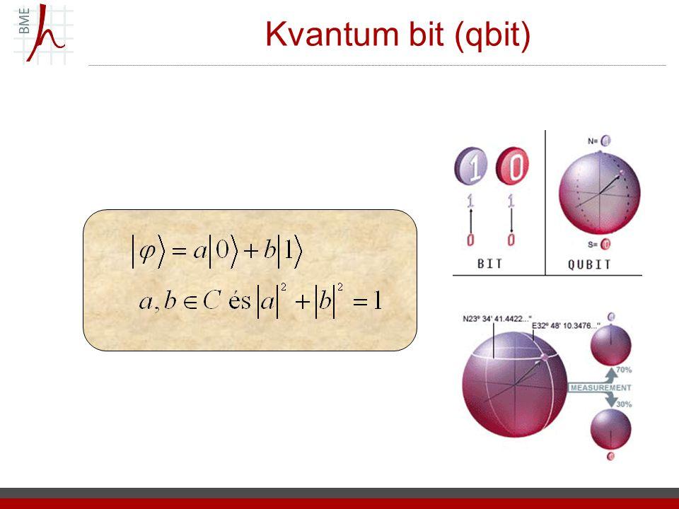 Kvantum bit (qbit)