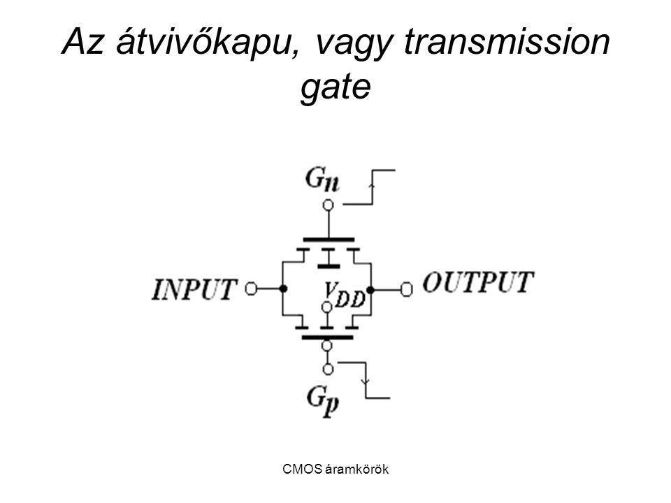Az átvivőkapu, vagy transmission gate
