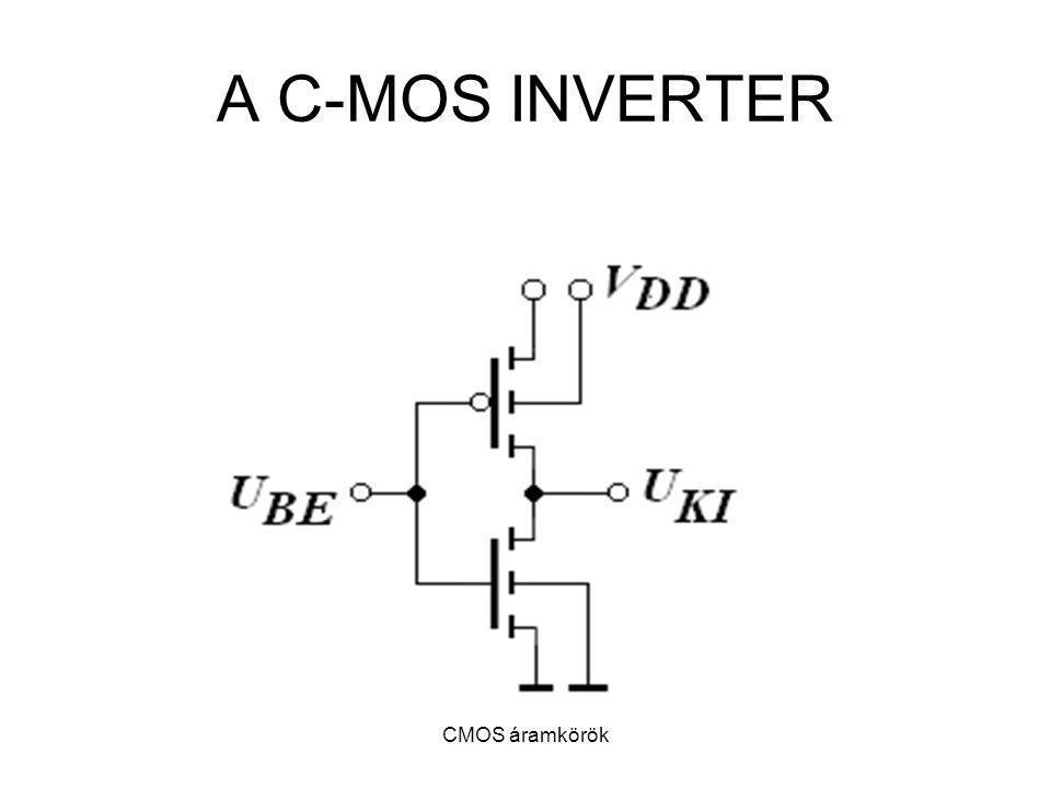A C-MOS INVERTER CMOS áramkörök