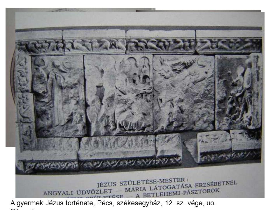 Királyok imádás, Kölni érsek pecsétje, valamint zarándokjelvények, 14
