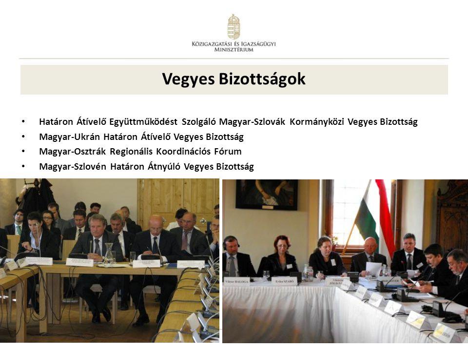 Vegyes Bizottságok Határon Átívelő Együttműködést Szolgáló Magyar-Szlovák Kormányközi Vegyes Bizottság.