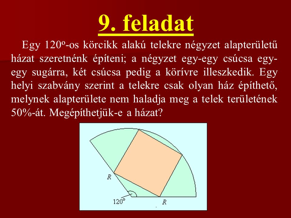9. feladat