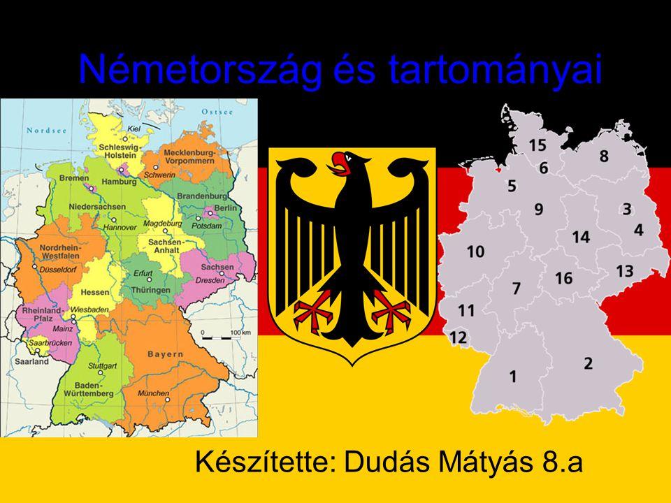 Németország és tartományai