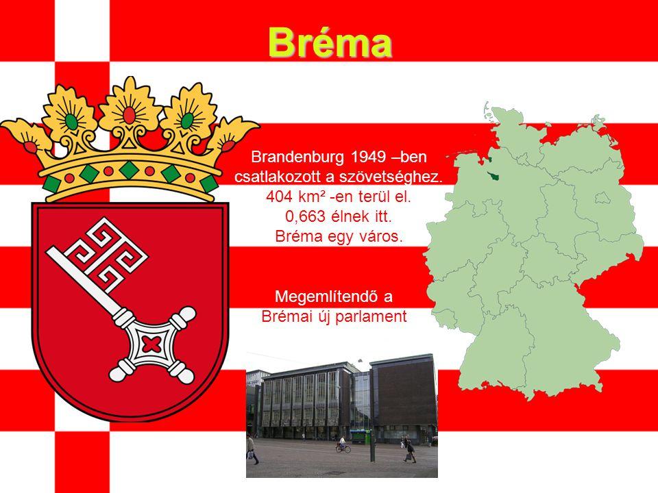 Megemlítendő a Brémai új parlament