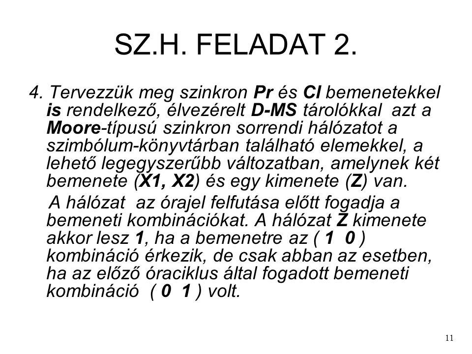 SZ.H. FELADAT 2.