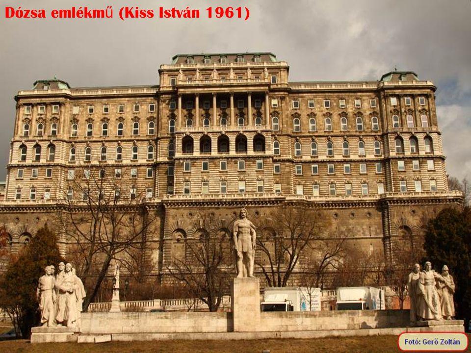 Dózsa emlékmű (Kiss István 1961)