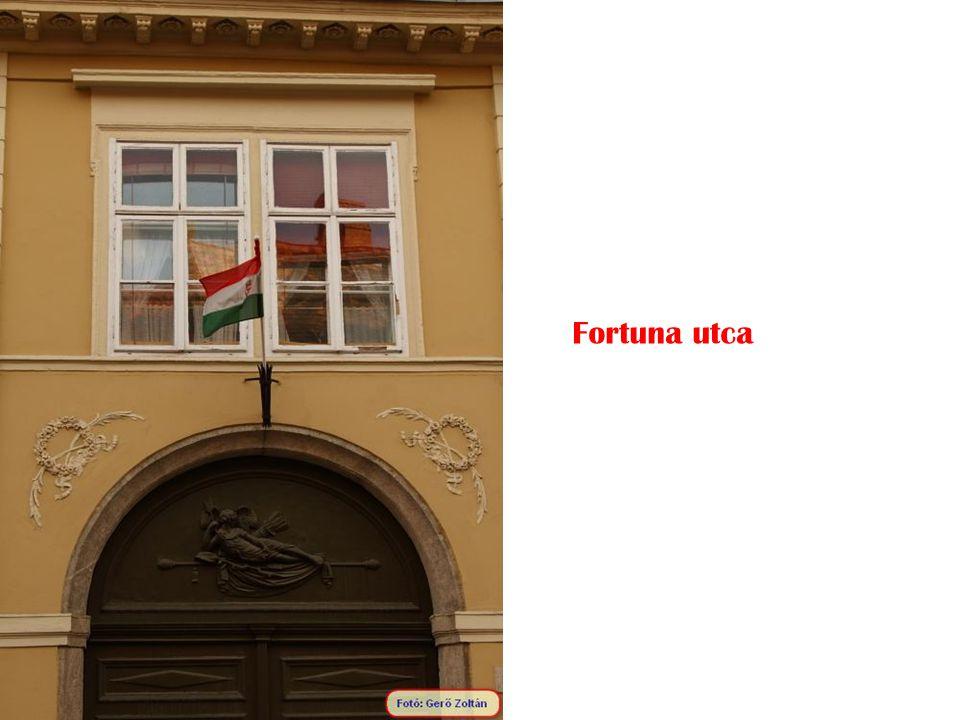 Fortuna utca