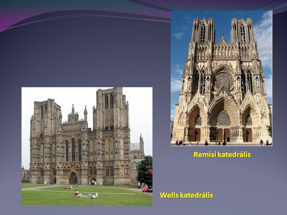 Remisi katedrális Wells katedrális