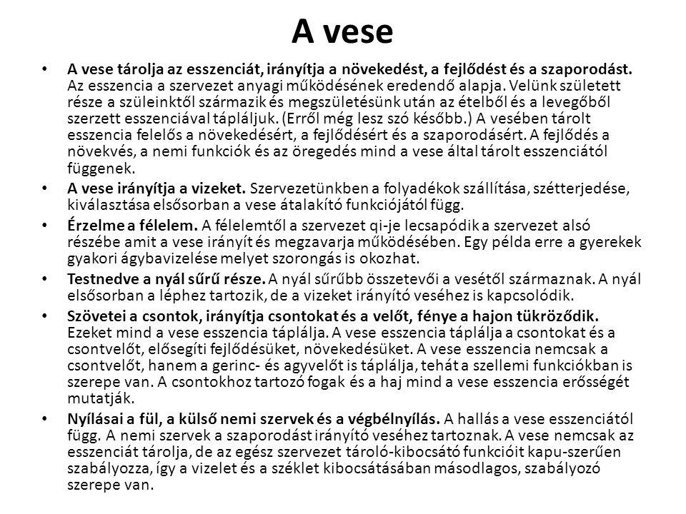 A vese