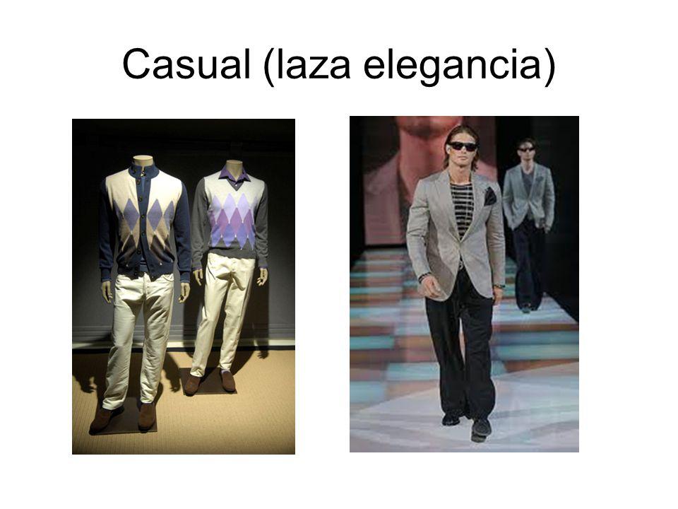 Casual (laza elegancia)