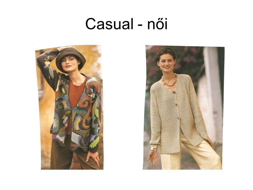 Casual - női