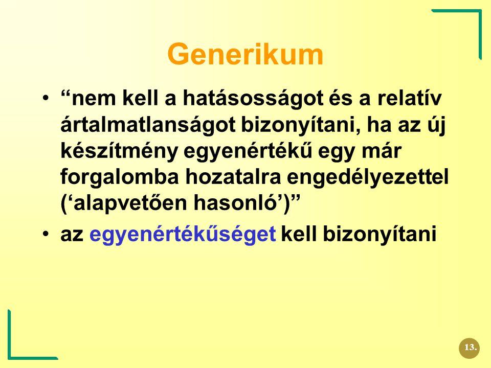 Generikum