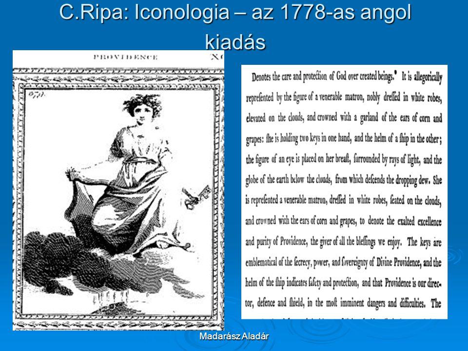 C.Ripa: Iconologia – az 1778-as angol kiadás