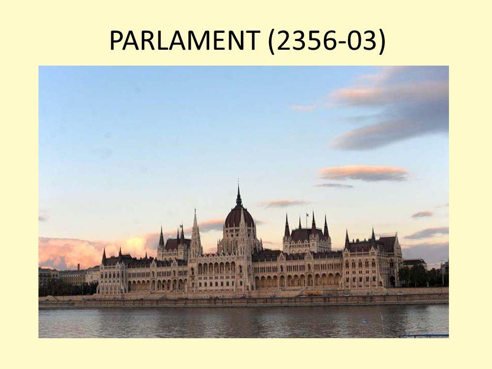 PARLAMENT (2356-03)