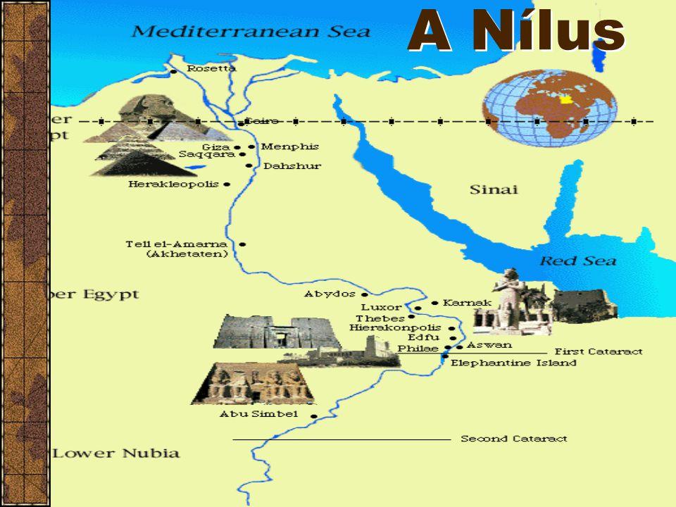 A Nílus