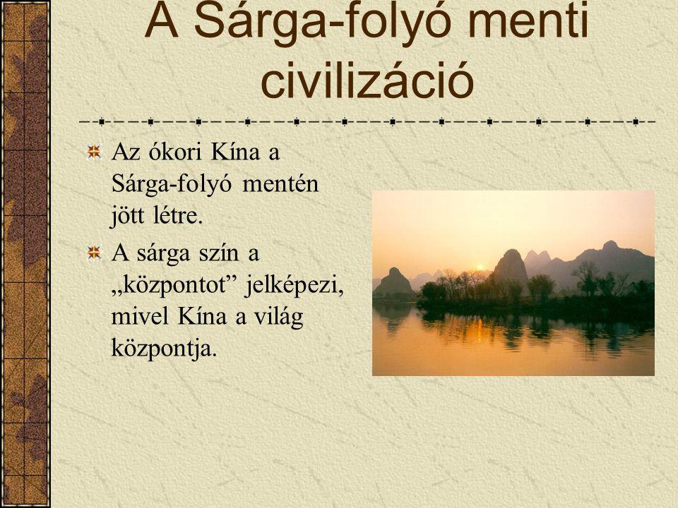 A Sárga-folyó menti civilizáció